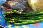 American Roasted Asparagus With Thyme 3 BBQ Grill