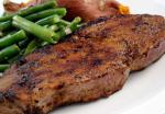 Chilean Roadhouse Steaks With Ancho Chile Rub Dinner