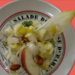 Belgian Belgian Endive Apple and Almond Salad Drink