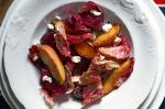 American Salad Of Beetroot Eschalot And Sauteed Apple With Goats Cheese Recipe Dinner