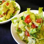 American Tequila Lime Salad Recipe Appetizer