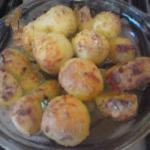 American Roasted Potatoes with Oregano and Turmeric Appetizer