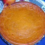 Turkish Sweet Cake of Sweet Potatoes Dessert