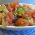 Mexican Pico De Gallo Mexico Appetizer