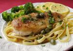 Canadian Chicken Piccata  Giada De Laurentiis Dinner