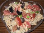 Canadian Pizza Pasta Salad Done Right Dinner