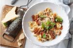 American Ragu Alla Bolognaise With Tortellini Recipe Appetizer