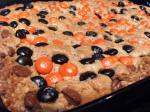 American Rainbow Blondies Dessert