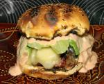 American Nepenthes Famous Ambrosia Burger Appetizer