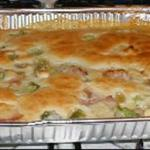 Easy One-dish Ham Bake recipe