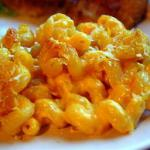 American Cheese Macaroni Dinner