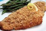American Ovenbaked Lemon Catfish Dinner
