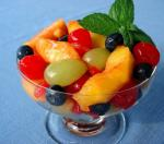 American Simple Summer Fruit Salad Dessert