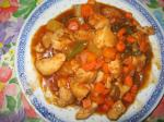 American Sweet  Sour Chicken 5 Dinner