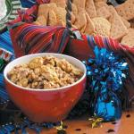 American Sugared Curry Walnuts Dessert