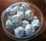 Jim Beam Bourbon Balls  recipe
