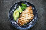 American Grilled Cilantro Lime Chicken Recipe BBQ Grill