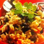 Canadian Black Beans and Rice 7 Dinner