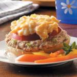 Turkish Tuna Puff Sandwiches Appetizer