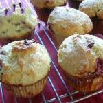 Turkish Muffins Jam Dessert