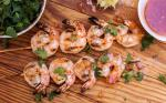 Thai Grilled Shrimp with Chili and Lime Sauce Kebabs Recipe Dinner