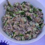 American Wild Rice Salad to Cucumber Appetizer