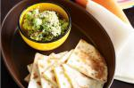 American Cheese Quesadillas With Guacamole Recipe Appetizer