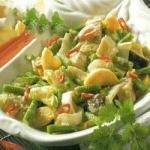 Malaysian Vegetables in Coconut Milk 1 Appetizer