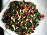 Canadian Spicy Black Bean Spinach Salad Dinner