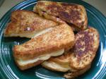 Toasted Turkey and Bacon Sandwiches recipe
