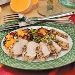 Wild Rice Turkey Dinner recipe