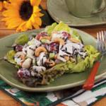 Turkish Wild Rice Turkey Salad 1 Appetizer