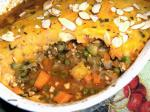 Turkish Sweet and Savory Cottage Pie Dinner