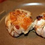 French Roasted Garlic Recipe Appetizer