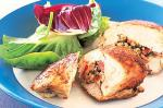American Stuffed Chicken Breasts With Pesto Recipe Dinner
