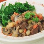 Turkish Turkey Goulash 2 Appetizer
