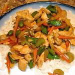 American Sweet and Sour Chicken Iii Recipe Appetizer