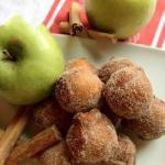 American Small Donuts to the Apple Appetizer