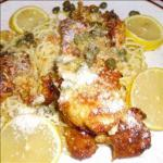American Chicken Piccata 24 Drink