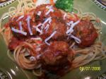 American My Sunday Meatballs Appetizer