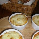 American Shepherds Pie with Beer Appetizer