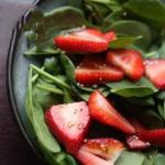 American Strawberry Spinach Salad Ii Recipe Appetizer
