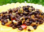 American Copycat Chilis Black Beans Dinner