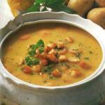 American Hearty Palatinate Potato Soup Appetizer