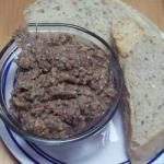 American Black Olives and Anchovy Tapenade Dinner