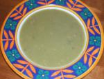 Spanish Pea and Ham Soup 8 Appetizer
