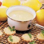 Canadian Simple Lemon Curd 1 Appetizer