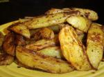 French Delicious Oven French Fries Appetizer