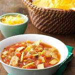 American Southwestern Chicken Tortilla Soup Other