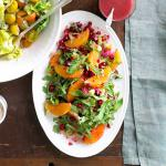 American Fresh Citrus and Cranberry Salad Appetizer